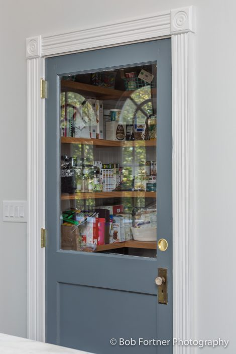 stunning pantry door