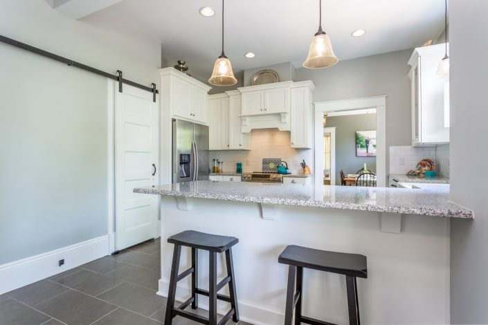 historic home stylish and functional design build kitchen